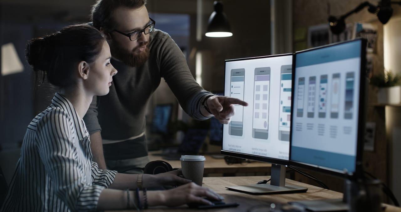 Где работают веб-дизайнеры?