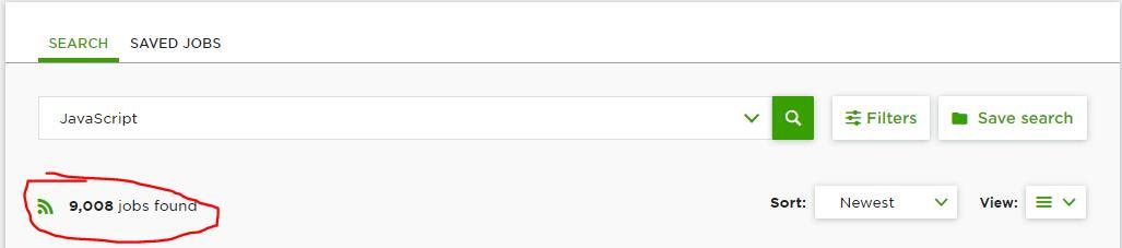 Фриланс на Upwork: 9008 заданий по JavaScript
