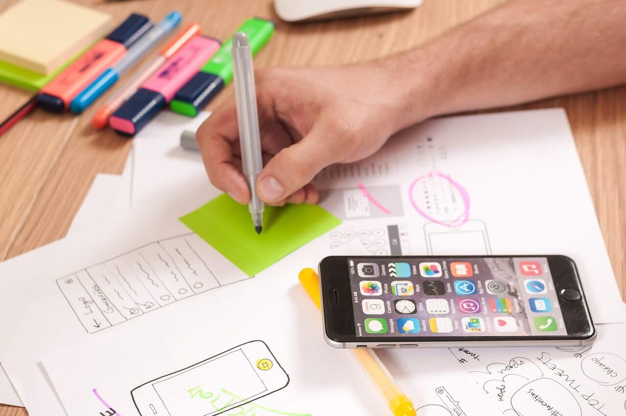 Где учиться на дизанера мобильных приложений