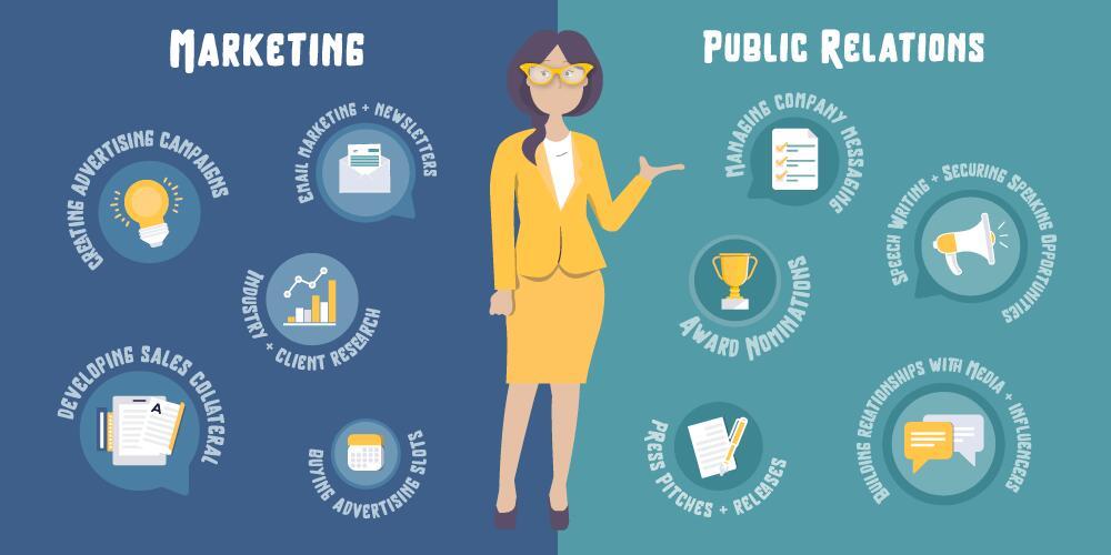 Как стать специалистом по связям с общественностью