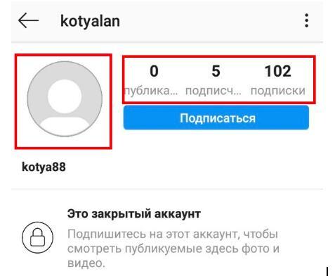 Характерные черты ботов в Инстаграм