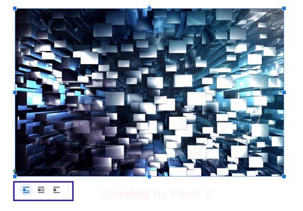 Настройки изображения в гугл документе