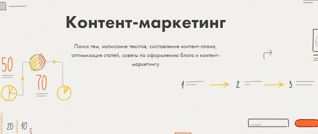 Текстовая лекция «Контент-маркетинг» от Tilda