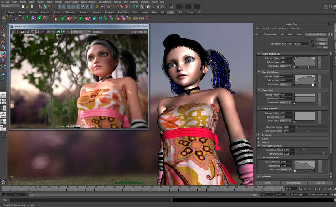 3D-модели и сцены