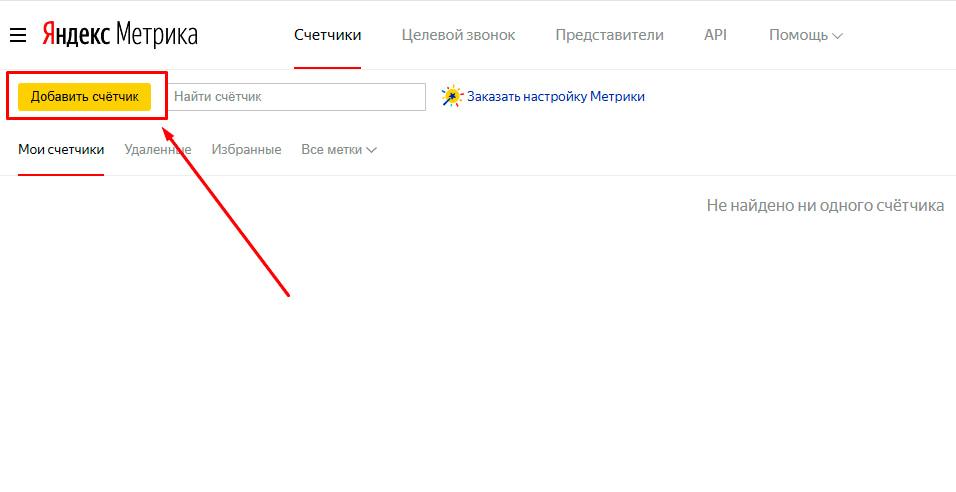 Счетчик Яндекс Метрики - пошаговое руководство