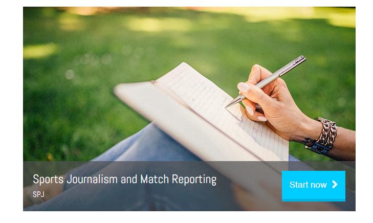 Записаться на курс «Спортивная журналистика и матч-репортинг» от Australian College