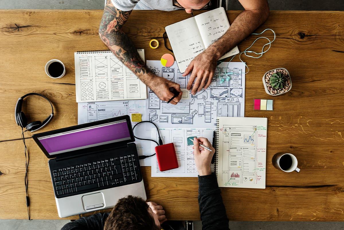 Навыки Fullstack-дизайнера