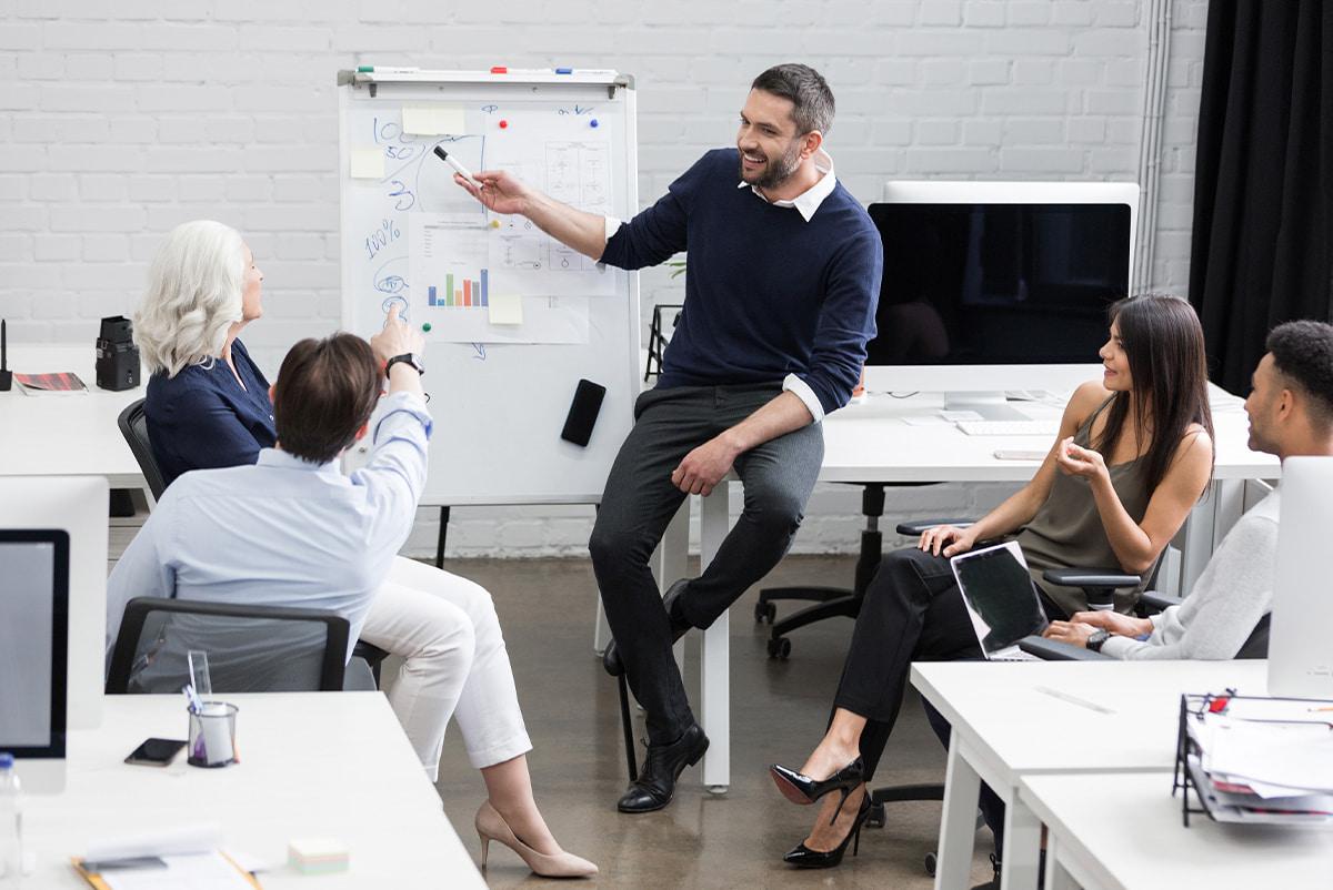 Владелец digital-агентства - навыки