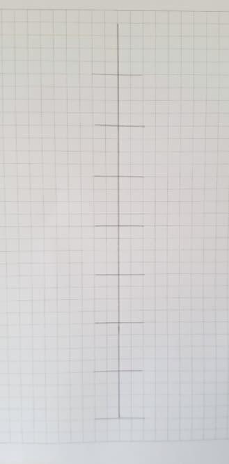 Этап 1. Нарисуйте линии 1.2