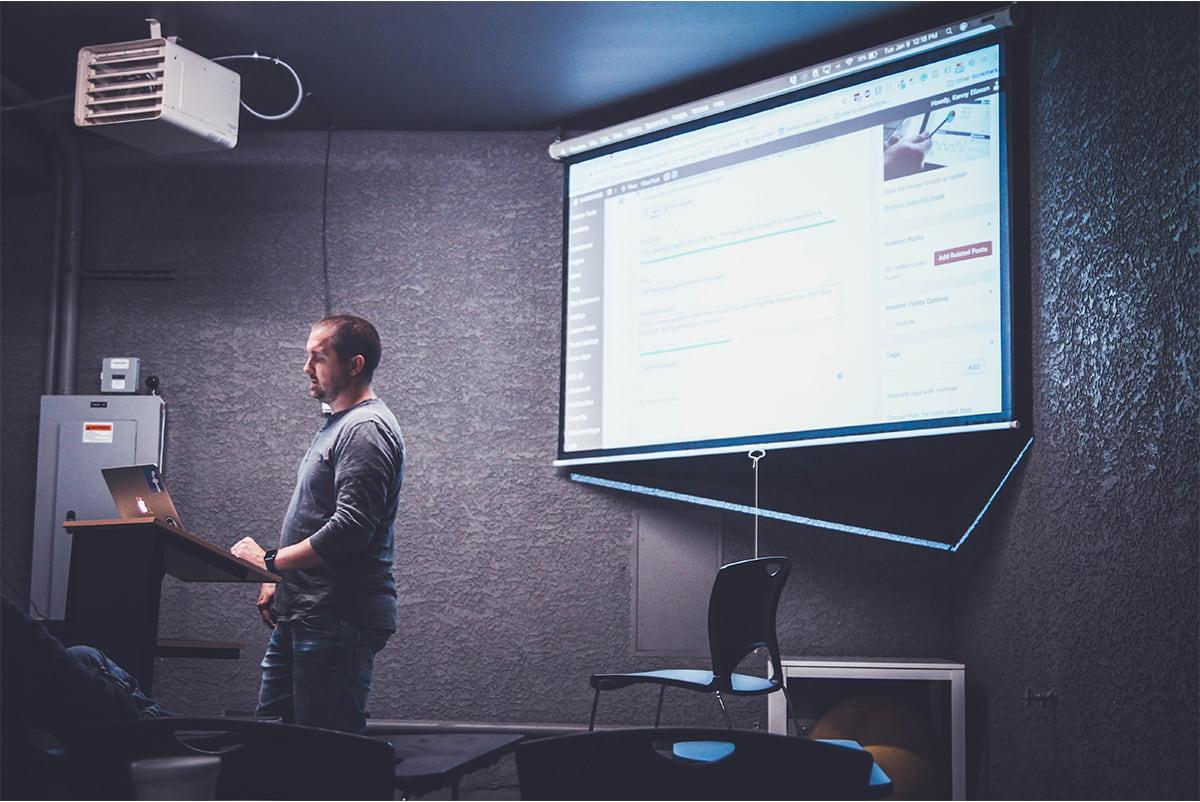 Мастер презентации - навыки
