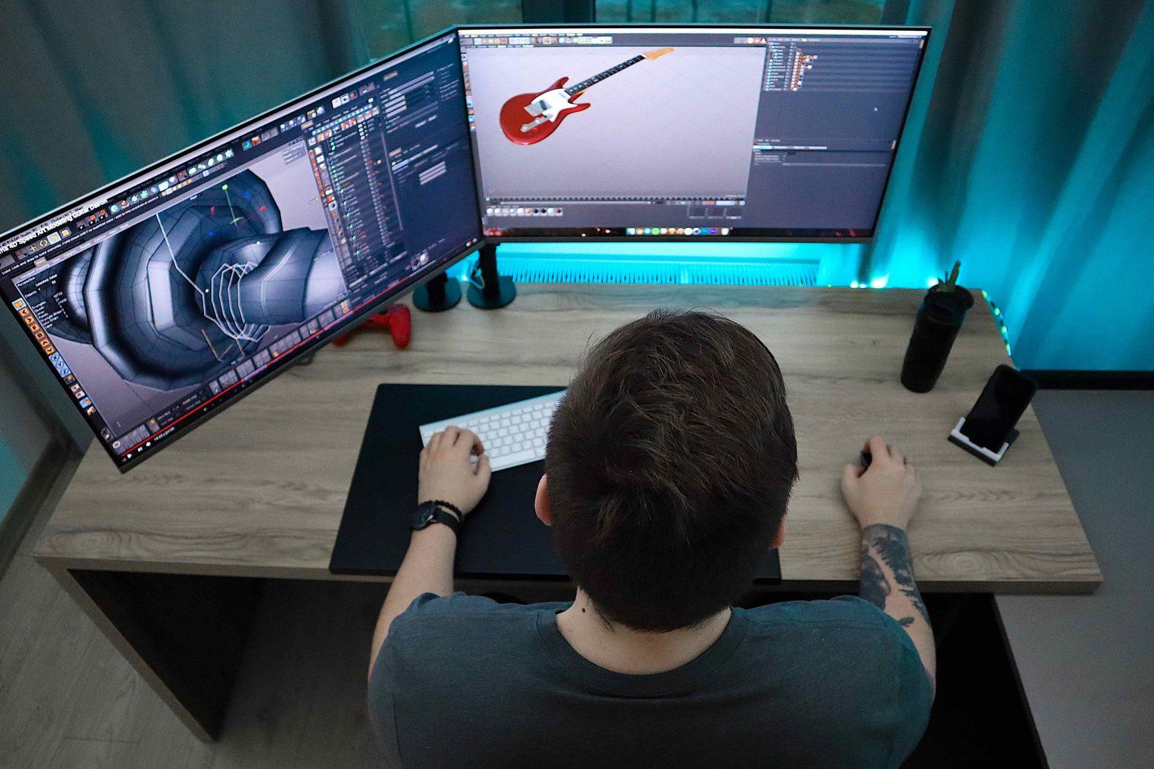 Как стать 3D-художником