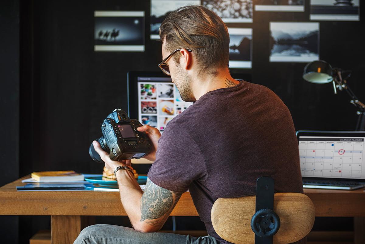 Плюсы и минусы профессии фотограф