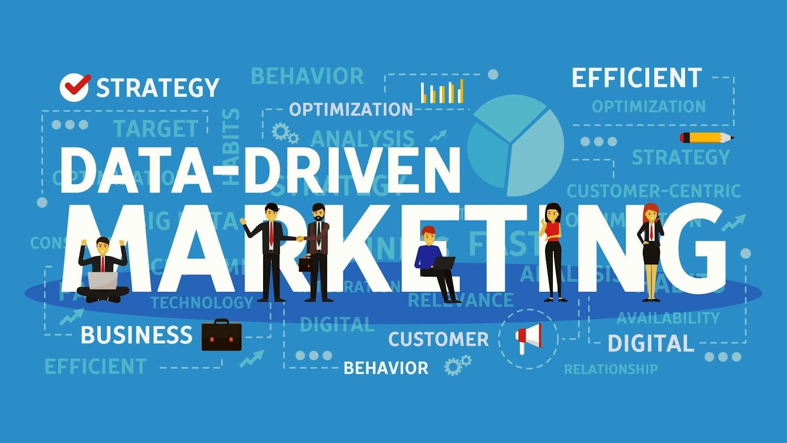 Data-Driven маркетинг