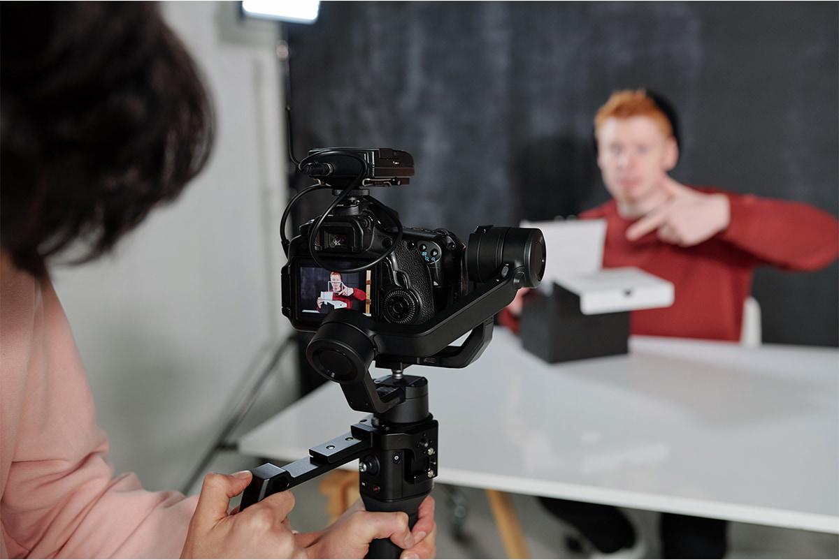 Видеомаркетолог