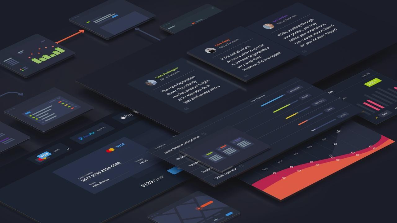 UX/UI дизайнер