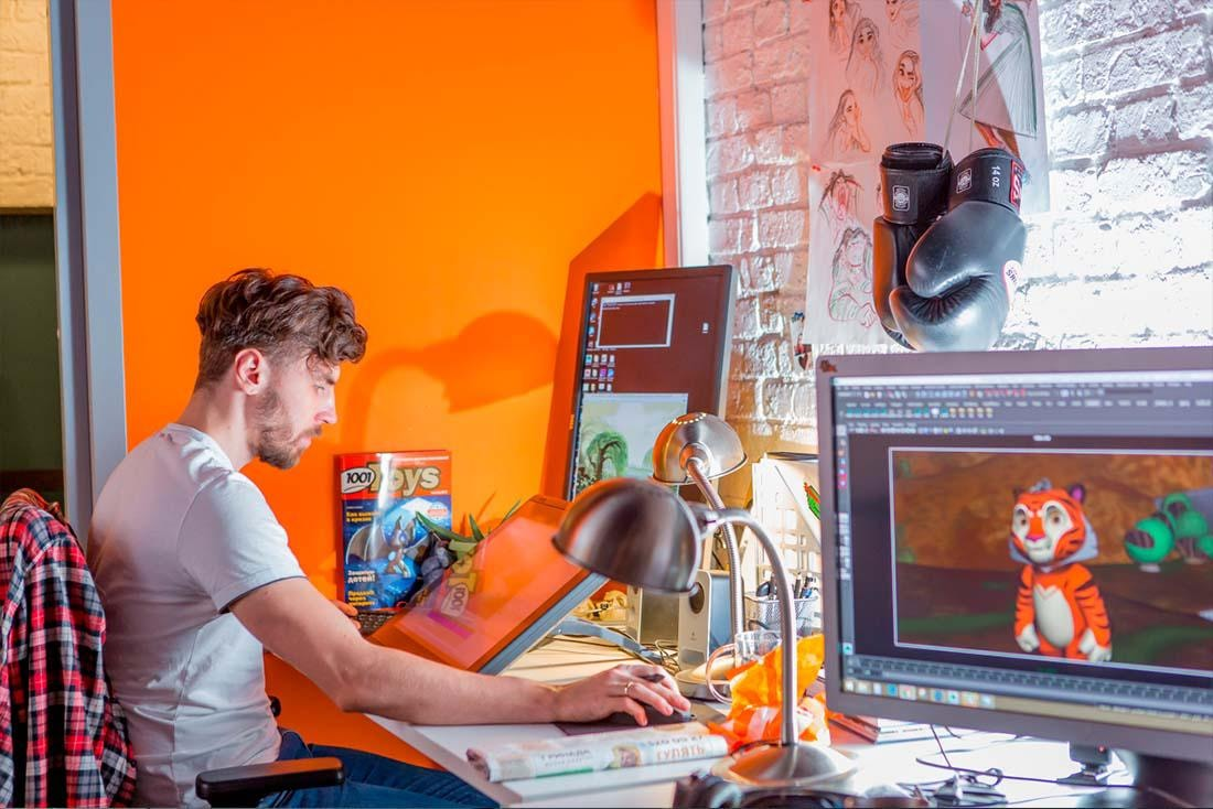3D-аниматор от Skillbox