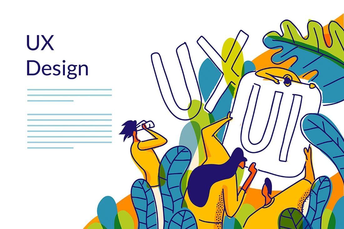 «UX-дизайн с Майклом Джандой» от Skillbox