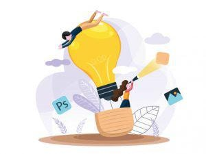 Курс «Рекламная графика» от Skillbox