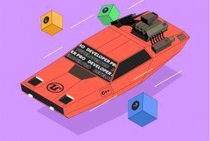 Профессия «Middle-разработчик на Unreal Engine 4» от Skillbox