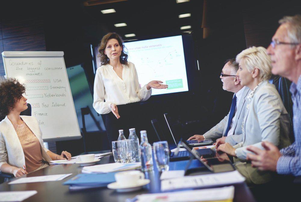 Курс «Как подготовиться к профессиональной конференции» от Skillbox
