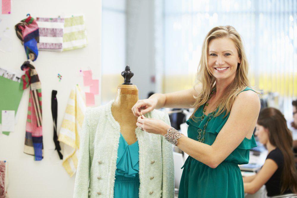 Профессия «Fashion-дизайнер» от Skillbox