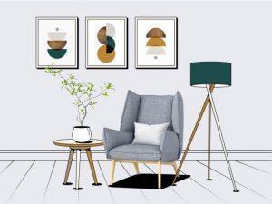 Курс «Декорирование в дизайне интерьера» от Skillbox