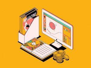Курс «Коммерческая иллюстрация с нуля до PRO» от Skillbox