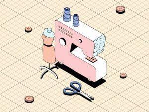 Курс «Кройка и шитьё» от Skillbox