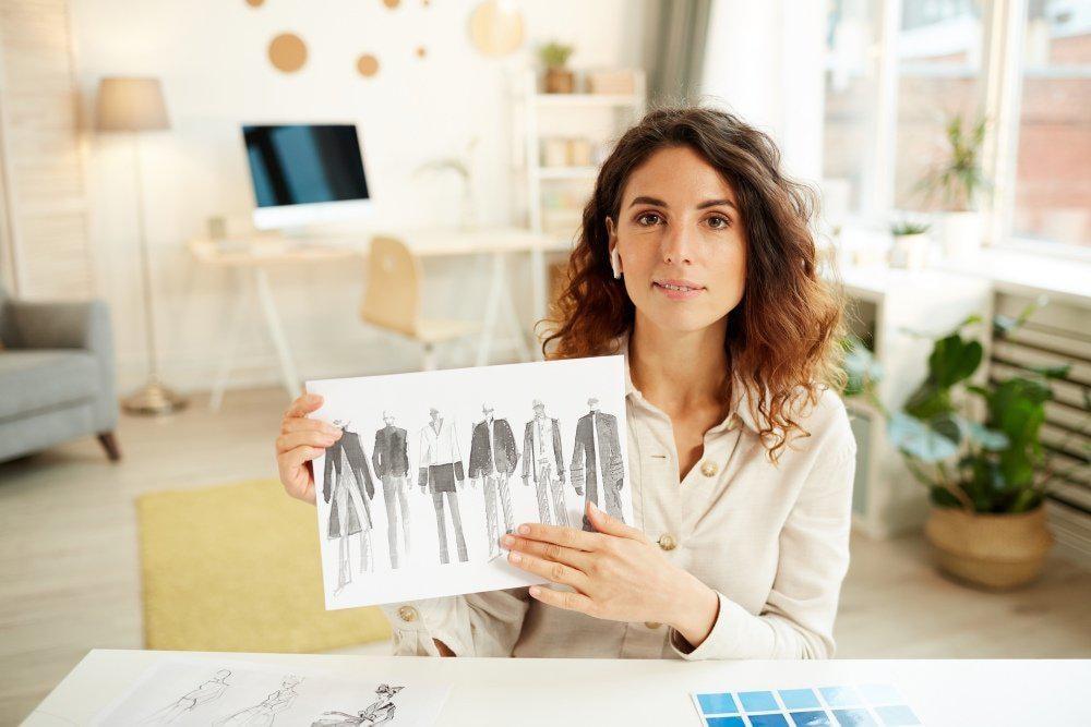 Курс «Дизайнер одежды» от Skillbox