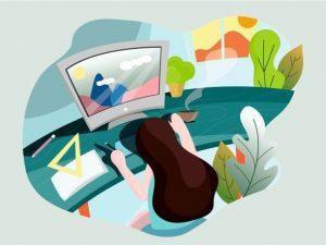 Профессия «Графический дизайнер» от Contented