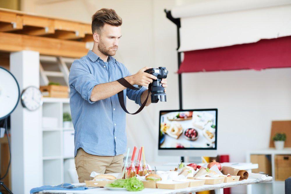Курс «Рекламная фотография» от Skillbox