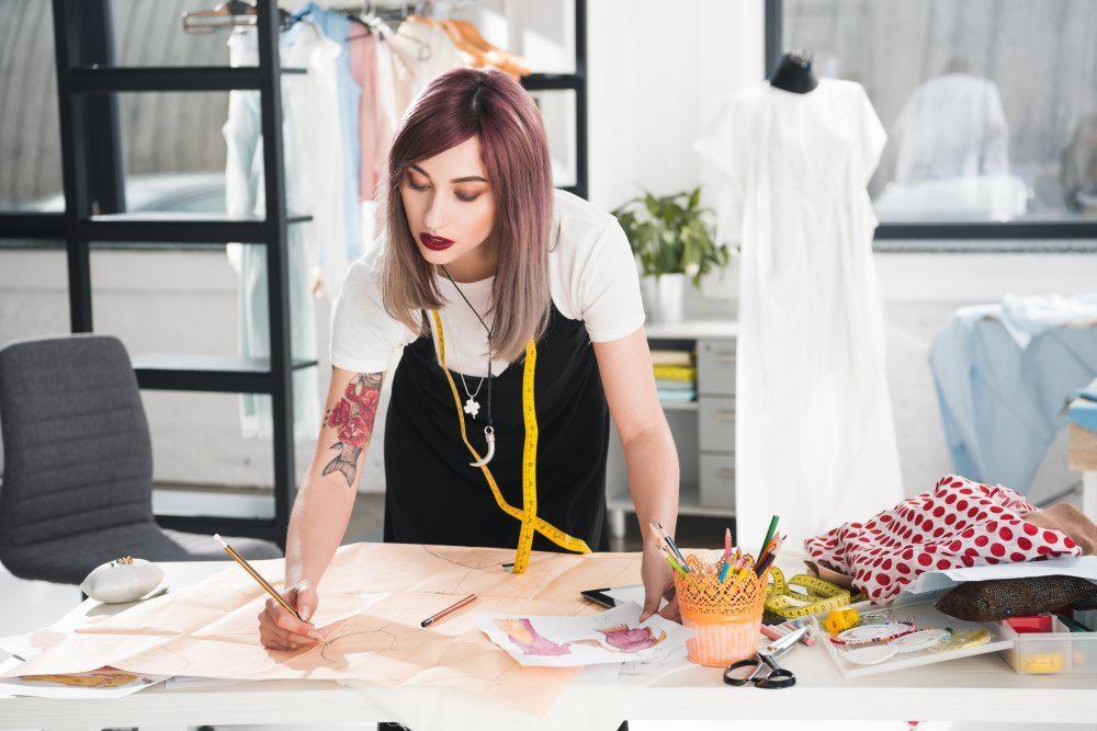 «Конструирование одежды» от Skillbox