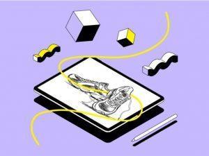 Курс «Скетчинг на планшете» от Skillbox