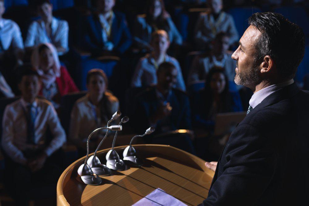 Курс «Публичные выступления» от Нетологии
