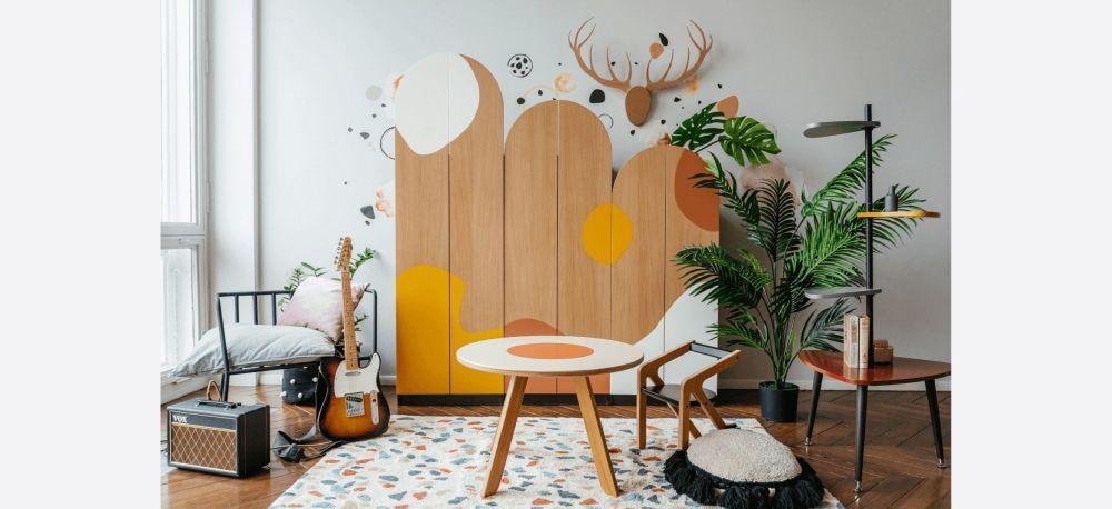 Курс «Дизайн мебели» от Skillbox